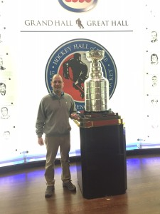 JW and STanley Cup